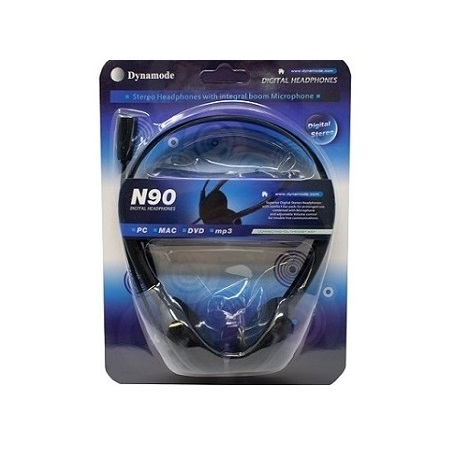 Dynomode N90 Headset with Microphone