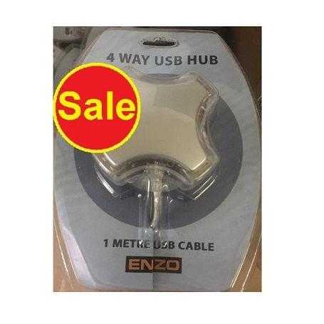 USB HUB 4 WAY extension cable