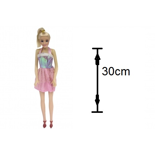 Toy Fashion Doll 30cm