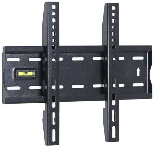TV Wall Mount Bracket with Built-In Spirit Level 15 to 42 Inches Fixed