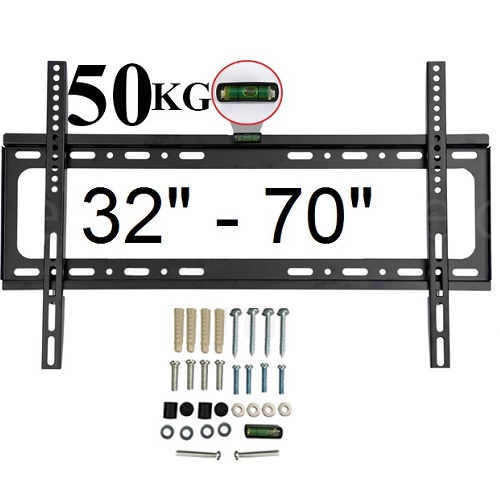 TV Wall Mount Bracket FOR LCD LED PLASMA 32 to 70 INCHES SLIM FLAT
