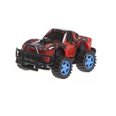 Toy Pull Back Jungle Race Car